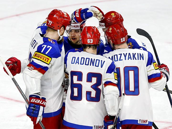 когда последний раз россия была чемпионом мира по хоккею