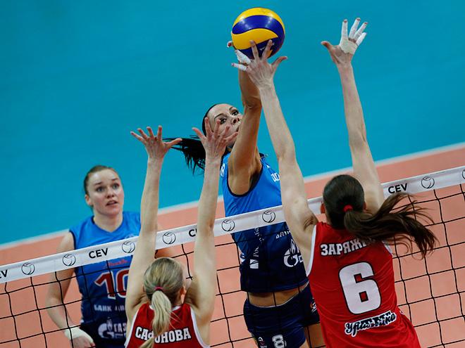 Стартует женский чемпионат России по волейболу
