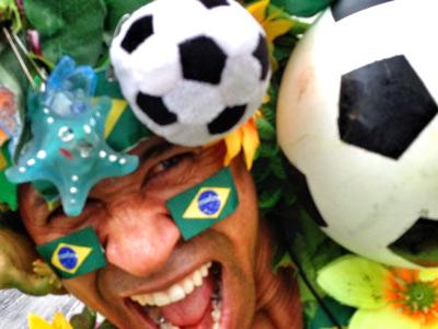 Бразильцы ждут от своей команды победы