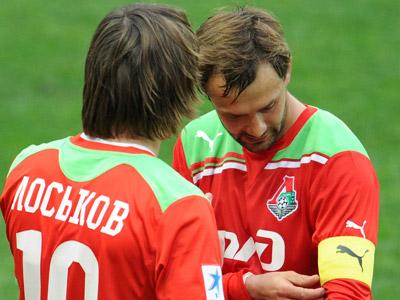 Дмитрий Лоськов и Дмитрий Сычёв