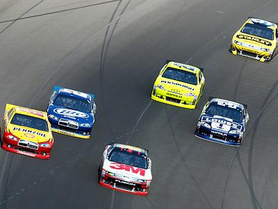NASCAR готовится ко второй гонке на суперспидвее