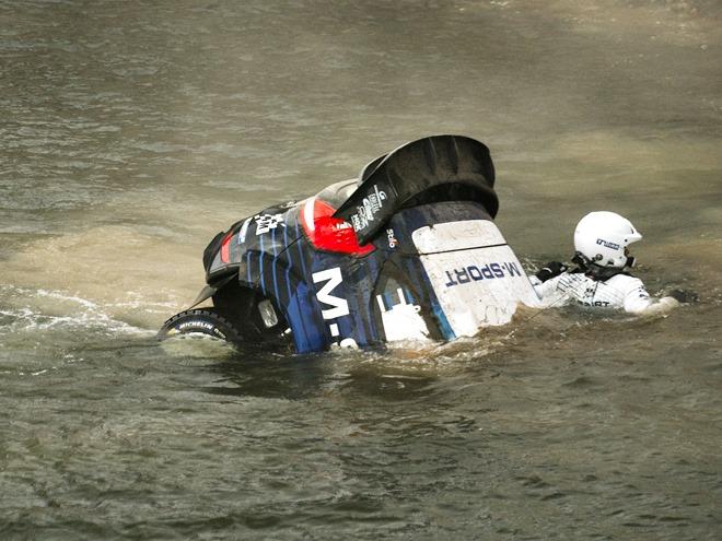 Утонувший Тянак, авария Хэмлина и вылеты в DTM