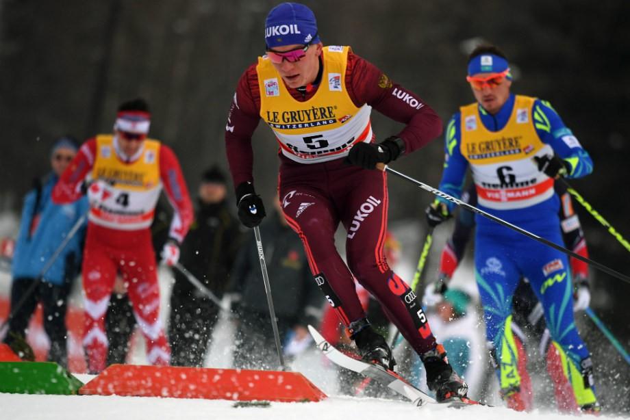 Кубок мира по лыжным гонкам расписание календарь  Александр Большунов