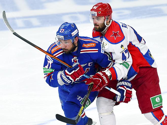 Илья Ковальчук и Александр Радулов