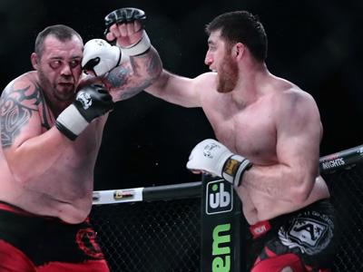 Руслан Магомедов – о подписании контракта с UFC