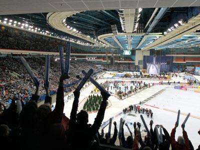 Москва: гид Гонки чемпионов