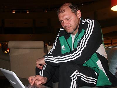 Ромащенко: я учусь каждый день