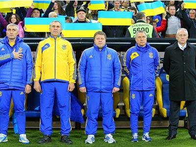 Сан-Марино – Украина. Анонс матча