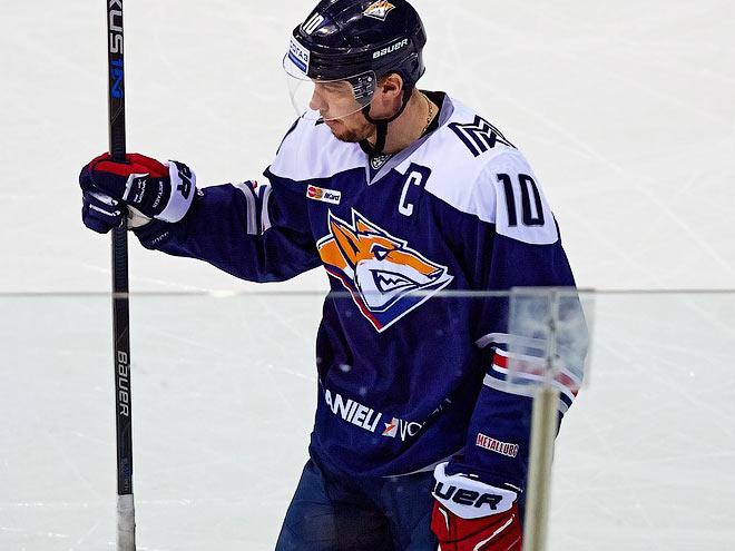 Сергей Мозякин