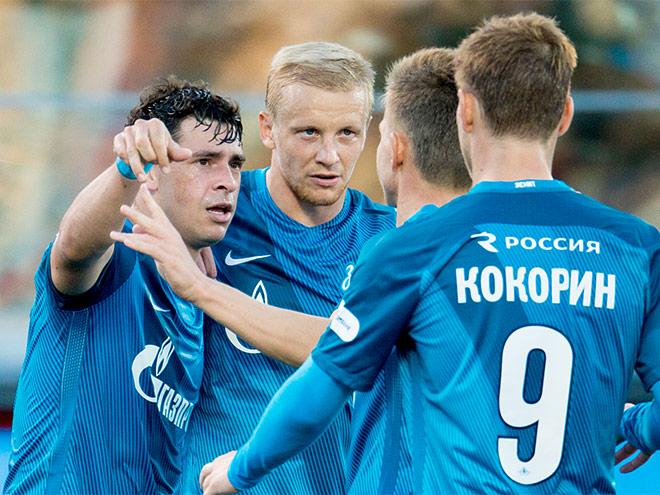 «Зенит» должен играть ватакующий комбинационный футбол, объявил тренер Луческу