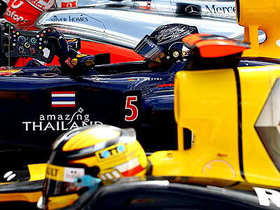 Хронометр: Гран-при Великобритании