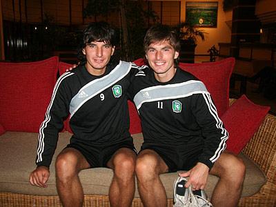 Братья Ковальчуки: всё начинается с дружбы
