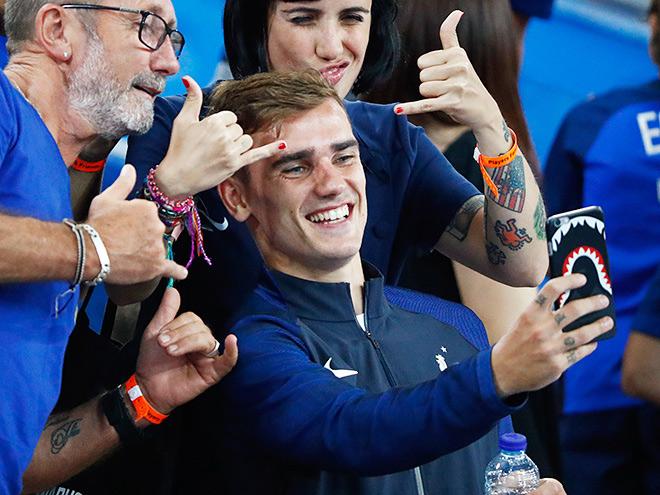 Лучшие фото 22-го игрового дня Евро-2016