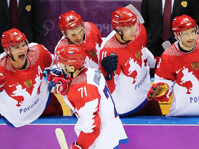 Вариант состава сборной России на Кубке мира