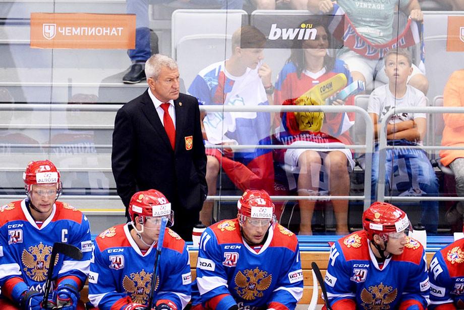 Хоккейные итоги дня. Олимпийская сборная России выиграла у Канады