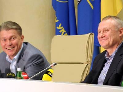 Олег Блохин озвучил цели сборной Украины на Евро-2012