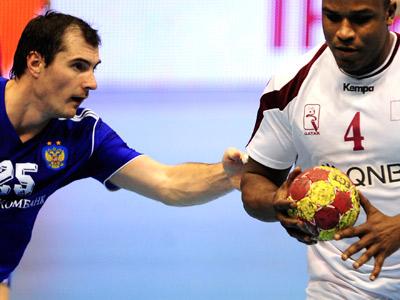 Россия — Катар