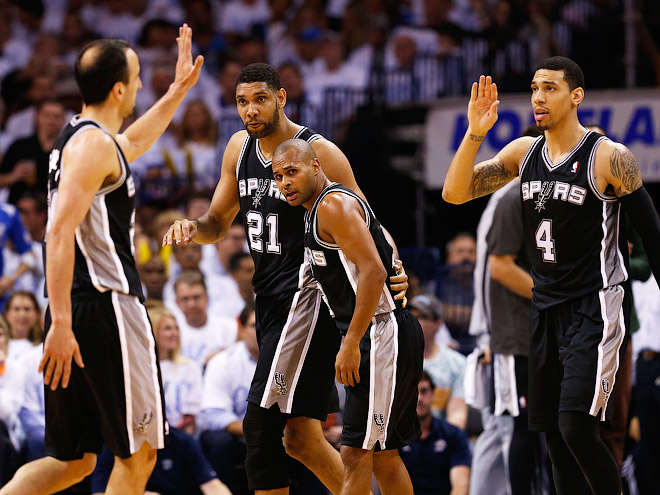 «Сан-Антонио» – фаворит финальной серии НБА