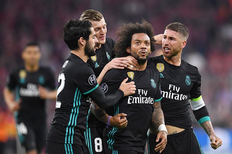 «Бавария» — «Реал» — 1:2