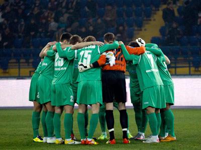 «Карпаты» вышли в полуфинал Кубка Украины