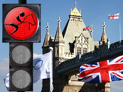 """""""Лондонский светофор"""". Конный спорт"""