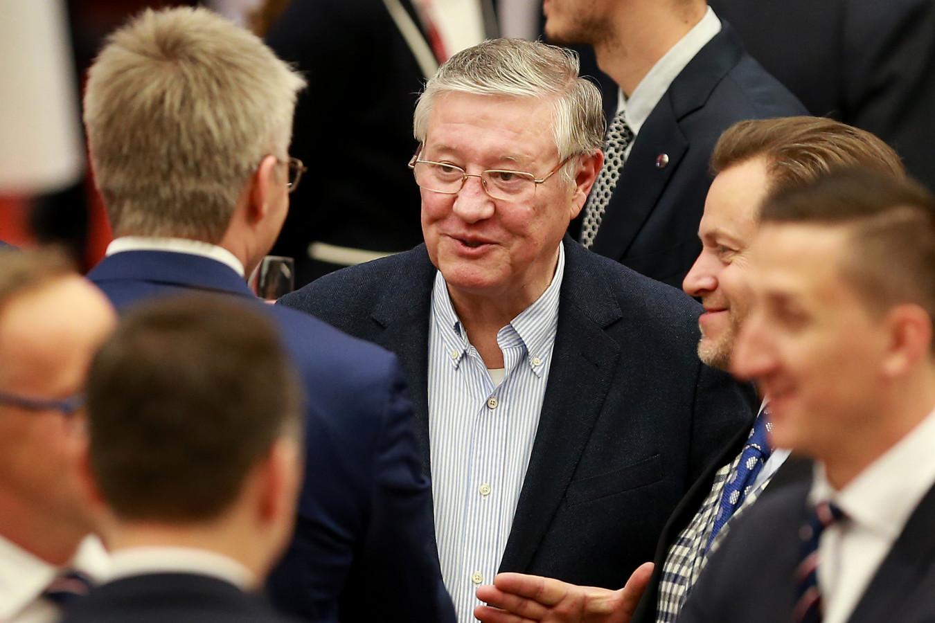 Орлов: даже если Зенит будет совсем плохой, руку помощи из Москвы нам не протянут