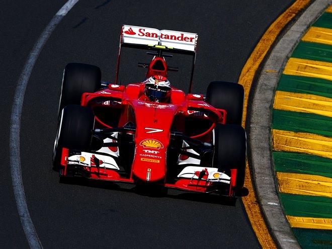 Формула-1. Австралия. Онлайн пятницы