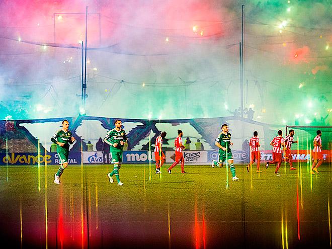 Главные события европейского футбола на выходных