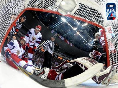 Юниорская сборная России разгромила лавийцев
