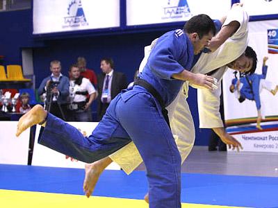 Дзюдо. 2 октября на чемпионате России завершились мужские соревнования