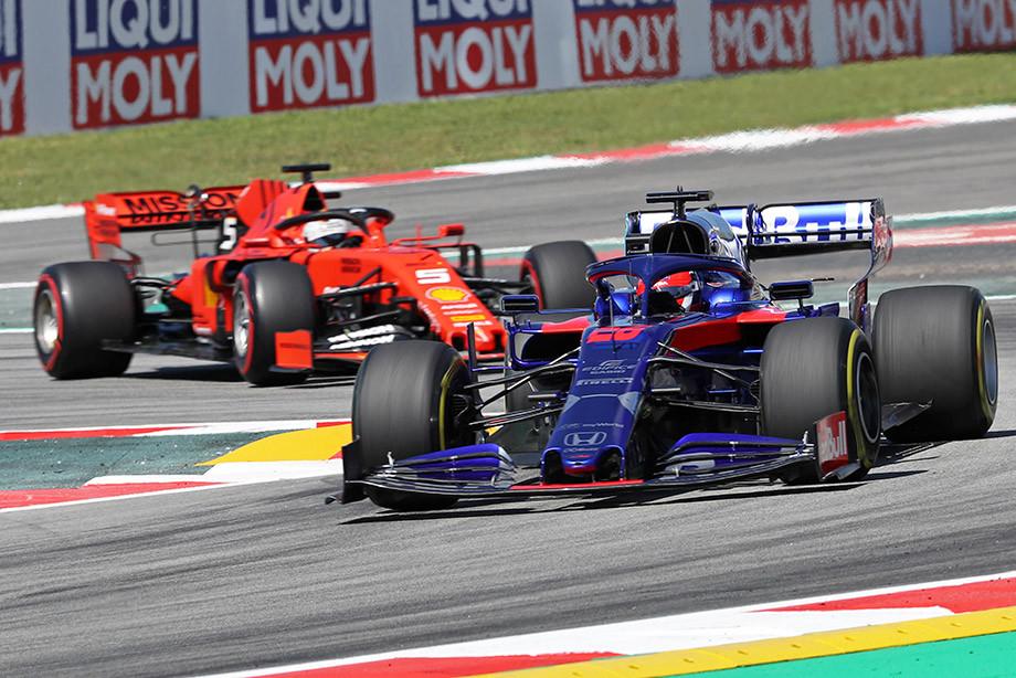 Гран-при Испании: 9-е место Квята