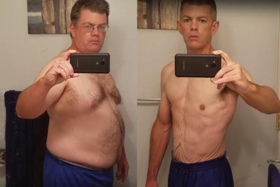 Как Сбросить Вес В 45 Мужчине. Как похудеть мужчине после 40 лет и правильно питаться