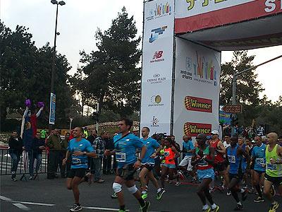 Итоги Иерусалимского марафона