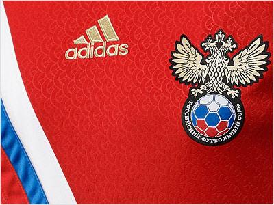 Представление сборных Евро-2012, экипируемых компанией Adidas