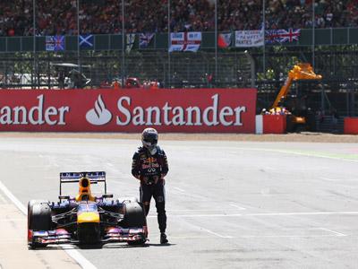Нико Росберг выиграл Гран-при Великобритании