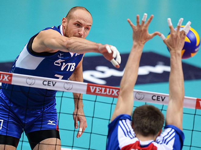 Владимир Касторнов – о матчах с США в Мировой лиге