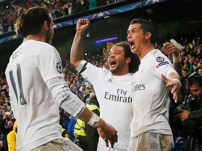 «Реал» — «Вольфсбург»