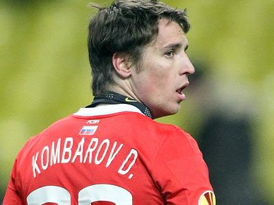 Дмитрия Комбарова удивил вызов в национальную сборную
