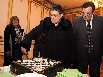 В Тбилиси стартует женский шахматный супертурнир Кубок АШП