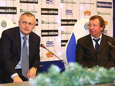 """Во второй раз Сёмин не проработал в """"Динамо"""" и двух лет"""