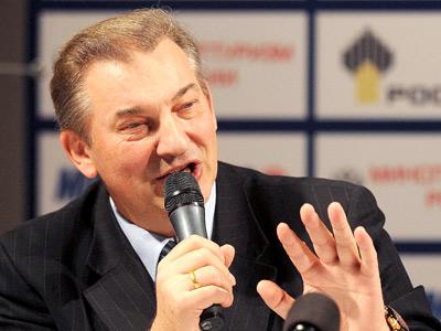 Владислав Третьяк – о чемпионате мира-2012