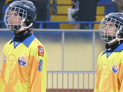 Хоккей с мячом. 29 сентября состоялись три матча Кубка России
