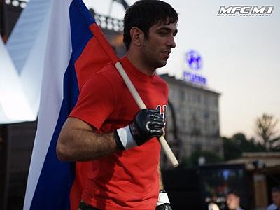 Михаил Малютин - о дебютном бое в Bellator