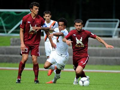 Четыре клуба УПЛ 23 июня сыграли контрольные матчи