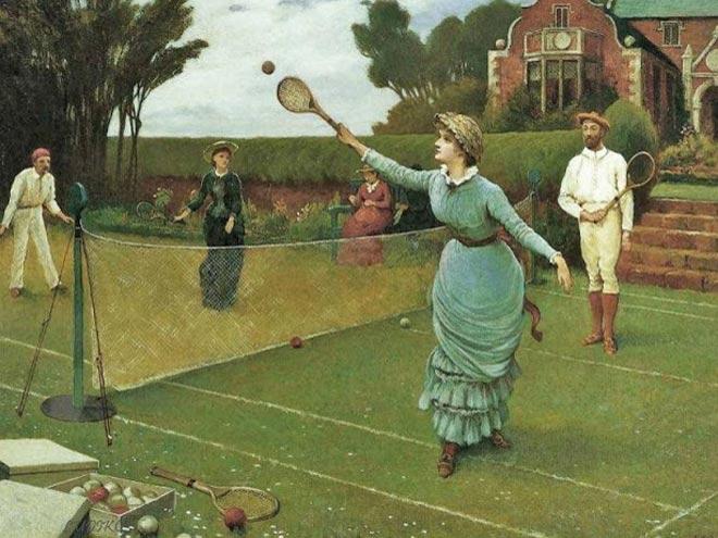 Современные технологии – на службе у тенниса