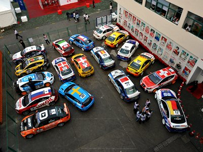 WTCC-2012: по стопам Формулы-1