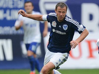 Андрей Каряка забил победный гол в матче