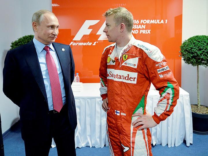 Вконце рабочей недели стартует Гран-при РФ «Формулы-1» на«Сочи Автодроме»