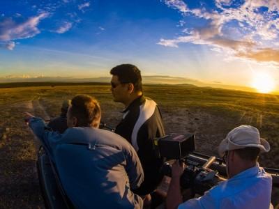 Яо Мин снимет документальный фильм