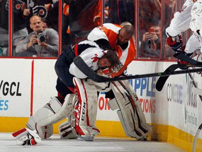 Драка вратарей и еще 5 событий недели в НХЛ